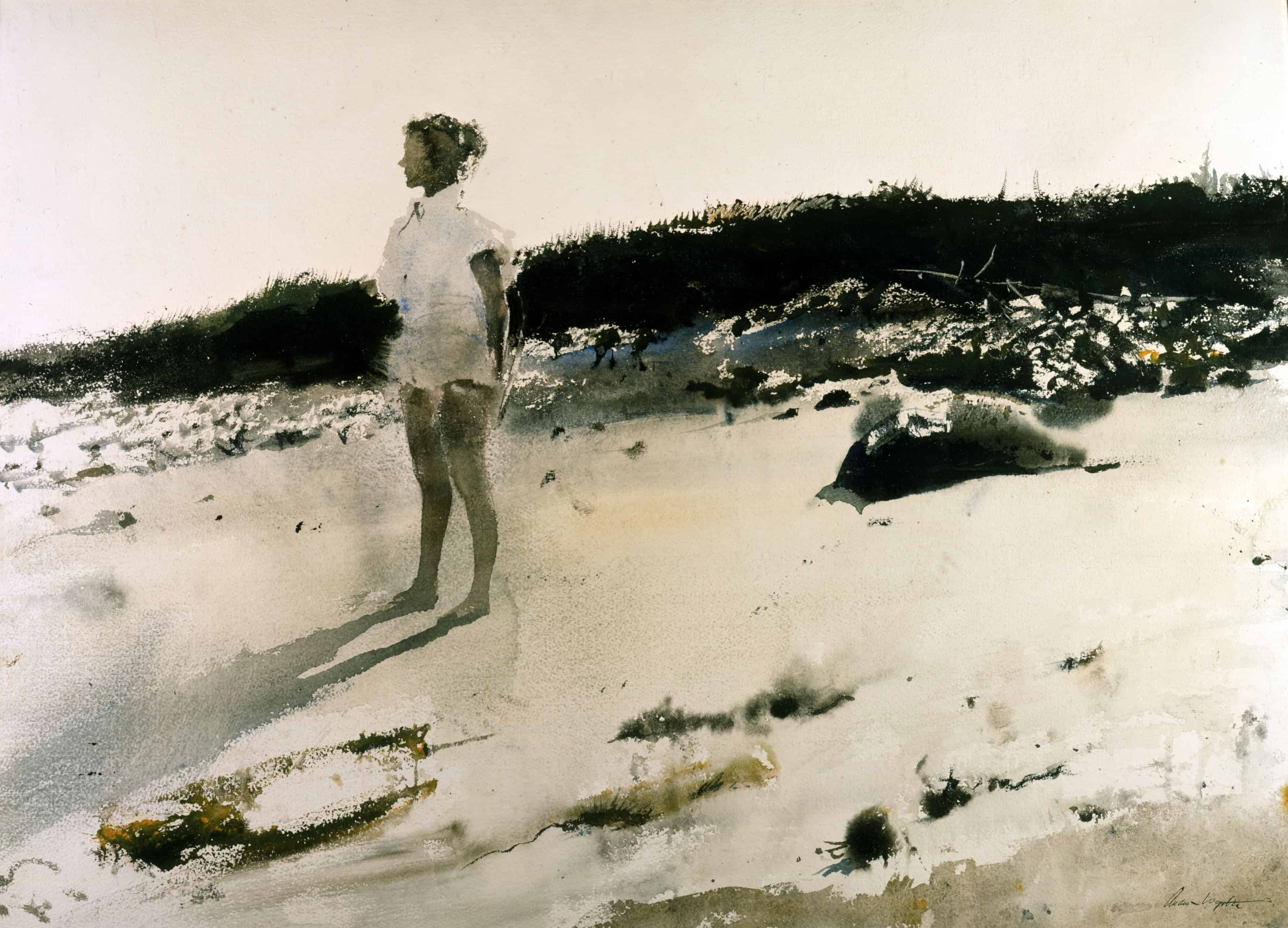 The Art of Andrew Wyeth with Christopher Crosman - Ogunquit Museum of ...